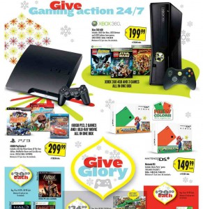 Best Buy sale flyer