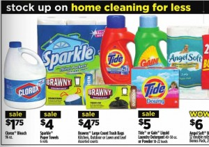 Dollar General sale flyer