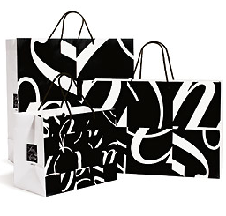 Women's bags: Gift bags from Saks Fifth Avenue