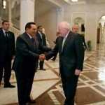 Dick Cheney Redefines Friendship As Thousands Unfriend Mubarak