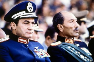 Young Mubarak 1981