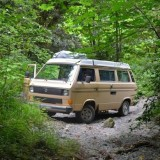 5 Yoga Lessons From a VW Van Named Roxie