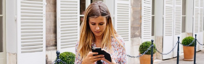 Texting Is Killing the English Language … LOL