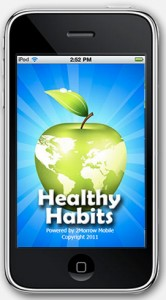 Healthy Habits Health App Screenshot