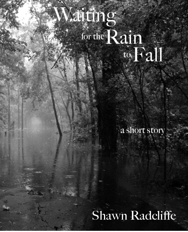 Cover for Waiting for the Rain to Fall, a short story by Shawn Radcliffe