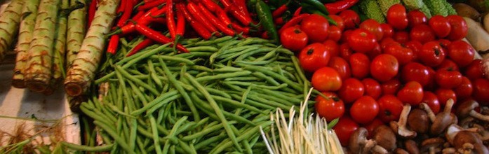 """Fruits and Vegetables Are Healthy—The Study That Made Your Mother Say, """"I Told You So"""""""