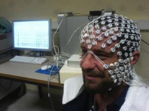 brain function studies: EEG (PicasaWeb by Steven Laureys)