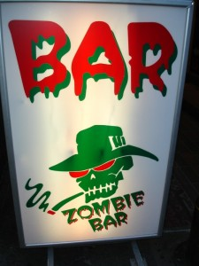 zombie bar sign (Flickr by Chris Tse)