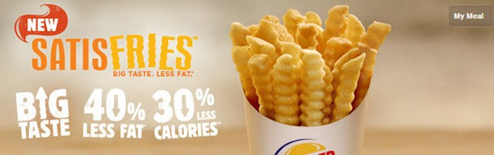 Burger King to Offer Lower-Fat French Fries