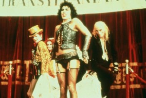 The Rocky Horror Picture Show movie | stage scene