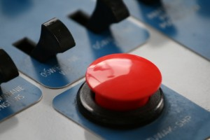 The Big Red Button, Wikipedia, Uploaded by Yarl