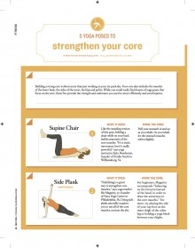 5 Yoga Poses to Strengthen Your Core