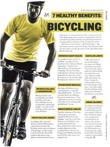 7 Health Benefits of Bicycling