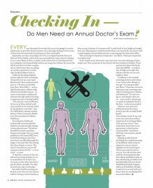 Checking In: Do Men Need an Annual Doctor's Exam?